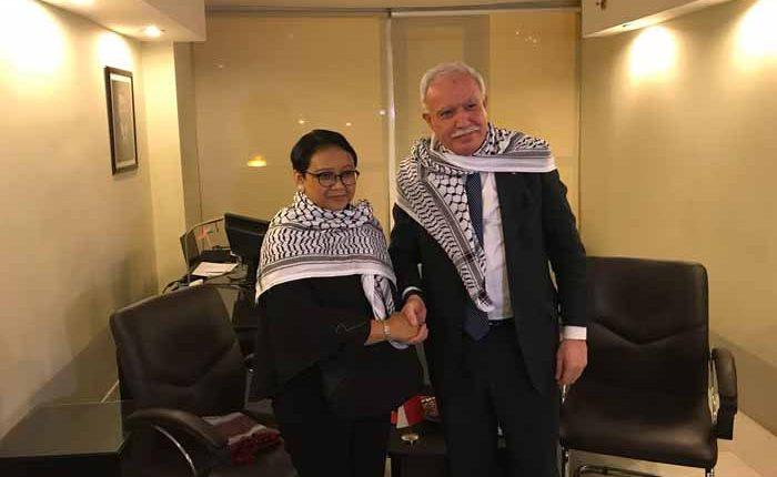 Menlu-Palestina